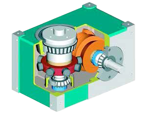 Rotoblock® S/SS-series